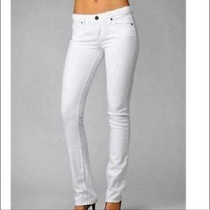 """PAIGE """"Peg Straight"""" Jeans"""